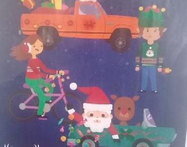 Unidos por Navidad vecinos de Ario