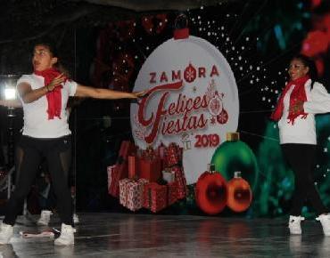 Anuncian en Zamora programa de fiestas de Fin de Año
