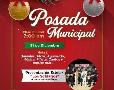 Amenizarán Los Solitarios la Posada Municipal en Zamora