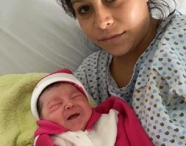Niña, primer bebé del 2020 en Hospital de la Mujer
