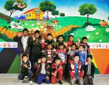 En Morelia Reyes Magos listos para visitar a niños que más lo necesitan