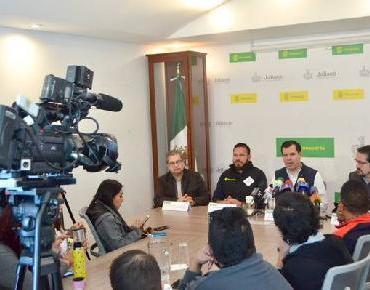 Aplicarán acciones para disminuir víctimas del transporte público en Jalisco