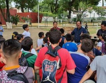 Reinician actividades escuelas deportivas municipales de Zamora