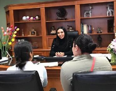 Debemos sumar esfuerzos por el bienestar de los Jaconenses: Adriana Campos