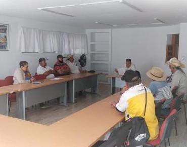 Limpiaran cauces de ríos en 5 comunidades de Zamora