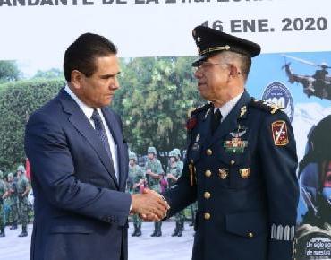 Paz y seguridad, objetivo de instituciones en 2020: Silvano Aureoles