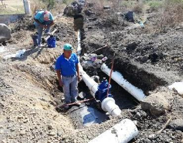 Tenencia de Ario mejorará suministro de agua potable