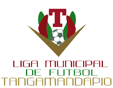 Rol de juegos Liga Municipal de Futbol de Tangamandapio