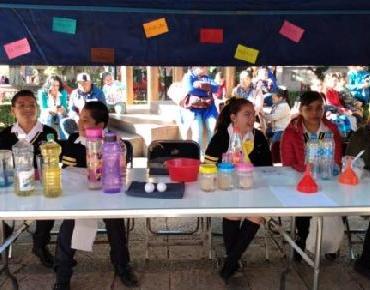 2ª. Feria de Ciencia en Zamora