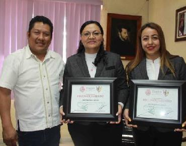 Entregan reconocimiento a ganadores del concurso gastronómico por 446 Aniversario de Zamora