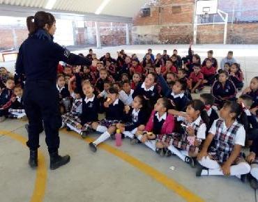 En seguridad, debemos trabajar juntos gobierno y sociedad: Martín Samaguey
