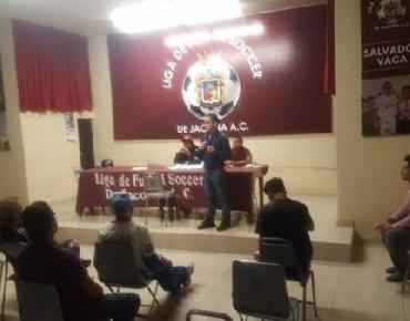 Suspenden talleres deportivos y torneo de futbol en Jacona