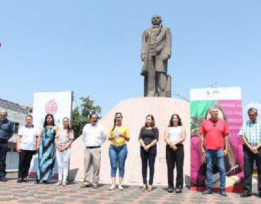 Reconoce Gobierno Municipal de Zamora legado de Benito Juárez