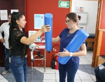 Inician con labores de reequipamiento en el CRI Zamora