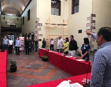 En Zamora entra en función Comisión Municipal para Atención de COVID-19