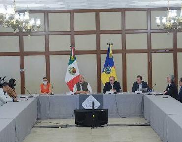 Presentan Plan de Reconversión y Escalamiento Hospitalario en Jalisco