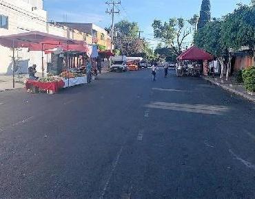 Operativos en tianguis de Guadalajara ante #Covid19