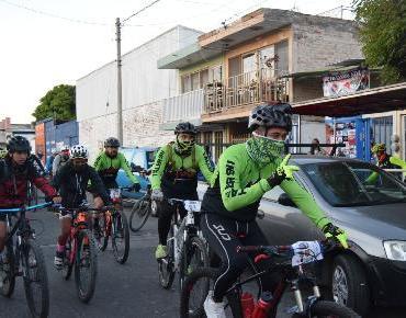 Apoya Ayuntamiento de Zamora a Ciclistas por el Medio Ambiente