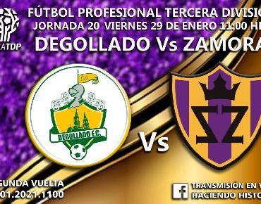 Zamora visitará a Degollado