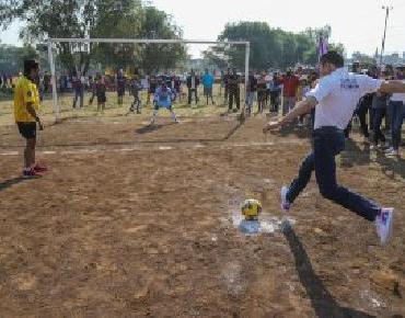 Deporte  el mejor antídoto contra la violencia, la delincuencia y las adicciones Carlos Herrera