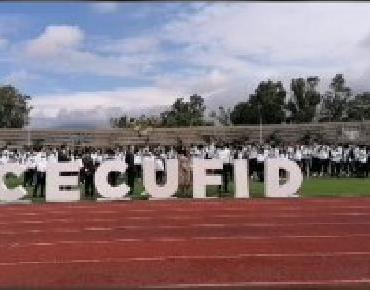 Abanderan delegación Michoacán para juegos CONADE 2021