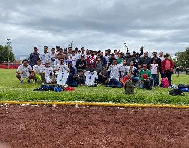 Equipo de Atecucario se lleva el campeonato de la liga Michoacana de Zamora