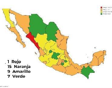 Michoacán pasa a semáforo amarillo en pandemia