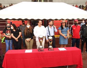 Torneo Relámpago de Fútbol,  Ayuntamiento de Zamora