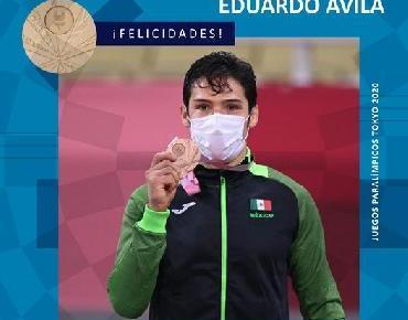 Bronce para México en Judo con Eduardo Ávila