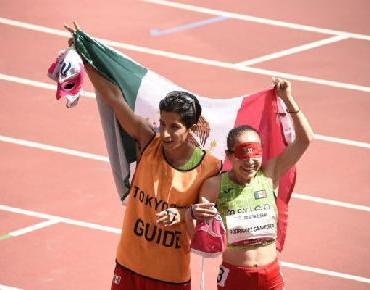 Llega la medalla 100 de Oro para México con Mónica Rodríguez