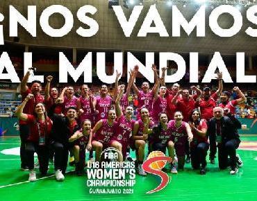 México al Mundial de Basquetbol Sub 17 en Hungría 2021