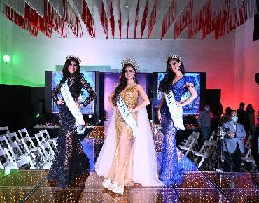 Itzia Haramara Pulido Piceno es la Reina de las Fiestas Patrias Zamora 2021