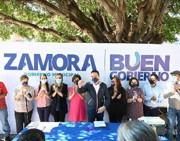 Arrancó vacunación canina y felina en Zamora