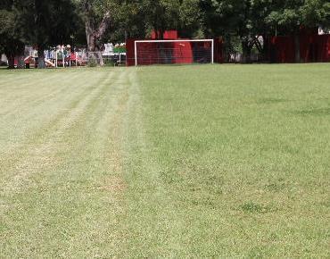 Dan mantenimiento y mejoran campos de unidades deportivas en Zamora