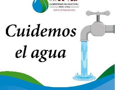 SAPAJ  llama al uso responsable del agua entre la población