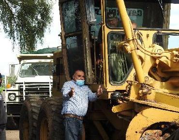 Gobierno Municipal de Jacona reafirma compromiso con agricultores