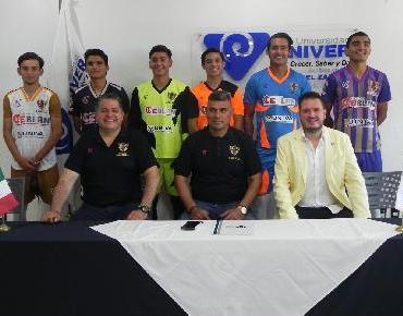 Soberano Zamora y Universidad UNIVER firman convenio