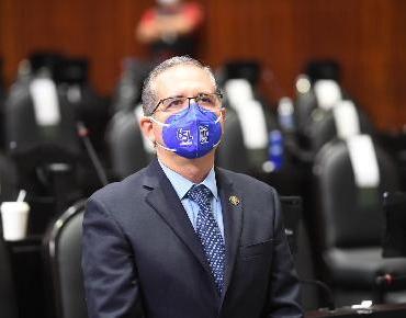 Encabeza Enrique Godínez comisión de recursos hidráulicos, saneamiento y agua de la Cámara de Diputados