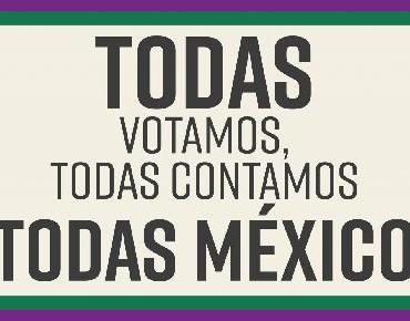Surge TODAS MEXICO como fuerza para lograr participación política de mujeres