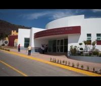 Inaugura Gobernador del Estado el Hospital Comunitario de Atotonilco el Alto, Jalisco