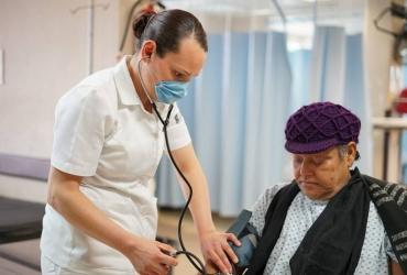 En Michoacán reconocen el compromiso y dedicación de las Enfermeras y Enfermeros