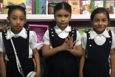 Talentosas michoacanas de 7 años representarán a México en Feria Científica de Paraguay