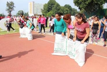 Uruapenses aceptan Reto de Peso; van contra sobrepeso y obesidad