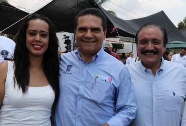 Gobernador compromete apoyo a Martín Samaguey para reactivar la Casona Pardo