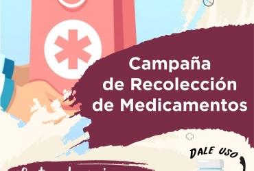 """En Jacona ponen en marcha  programa de donación de medicamentos """"Dale uso y ayuda a alguien más"""""""