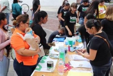 Segunda Semana Nacional de Vacunación Canina en Zamora