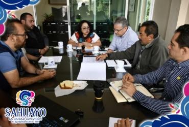 Afinan detalles para construcción de ciudad judicial en Sahuayo