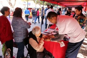 Primer jornada de Salud 2020 en Zamora