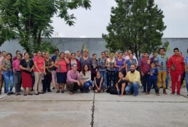 Dirección de Educación, Cultura y Turismo de Zamora llevaron conferencias y labores de reforestación a varias escuelas