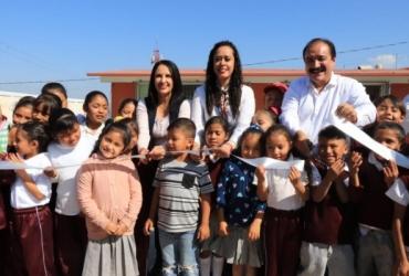 Benefician con obras y mobiliario a escuelas zamoranas